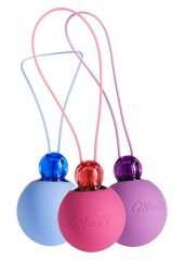 Kegel Balls Pink/Purple/Blue
