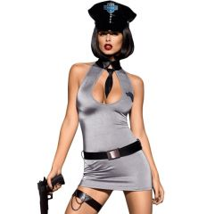 Police Dress Costume L/XL